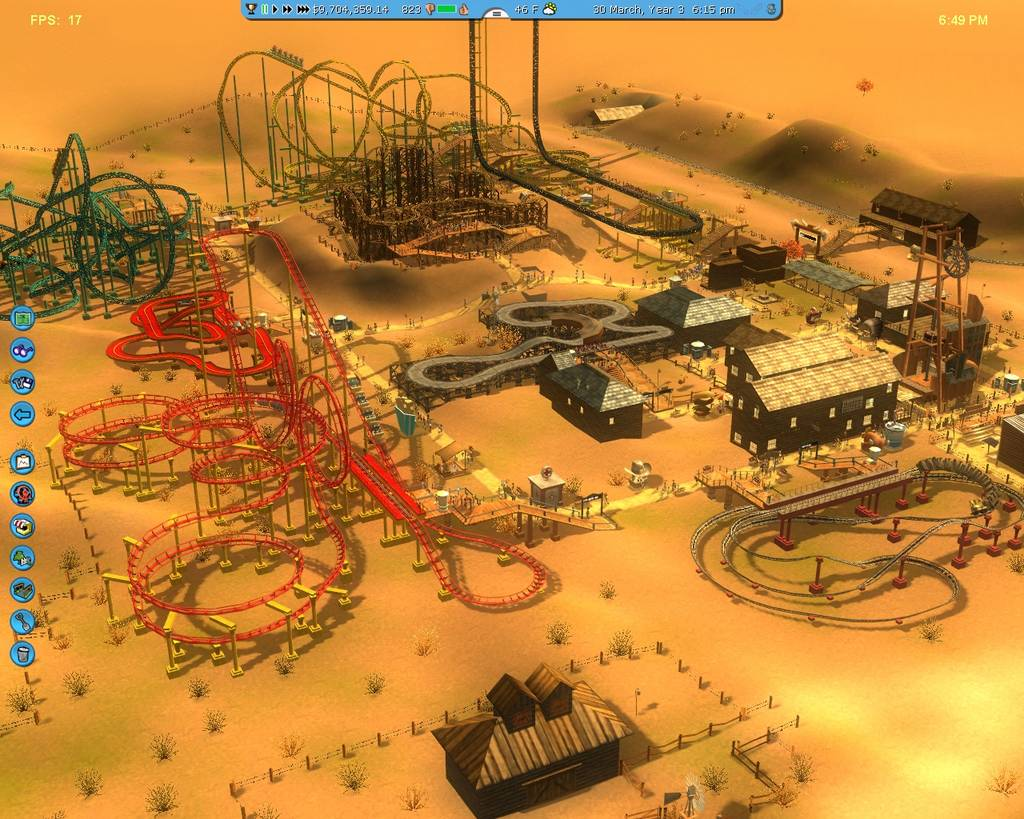 RollerCoaster Tycoon - PC Review and Full Download