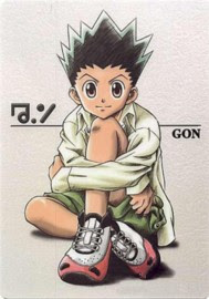 gon freecss hunter x hunter anime wallpaper