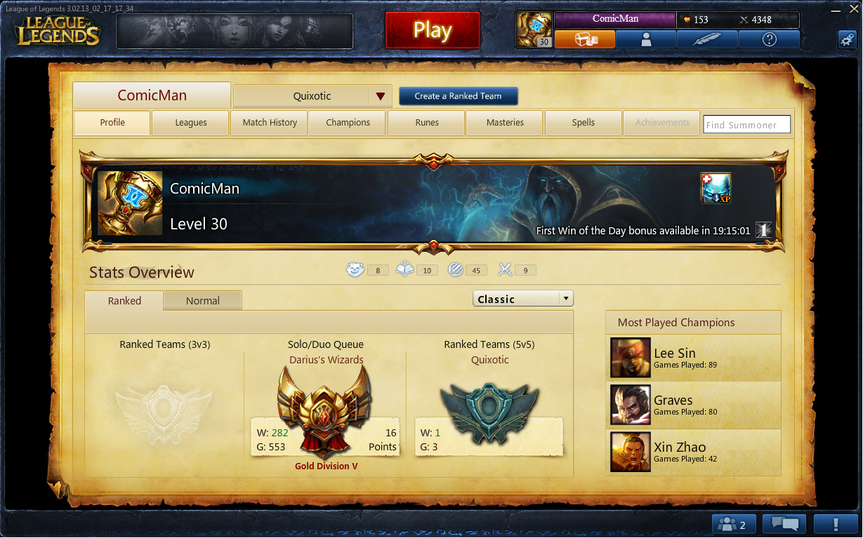 how to win league of legends