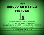 Clases de DIBUJO Y PINTURA en GIJÓN (Asturias)