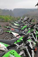 trail bike merapi 006