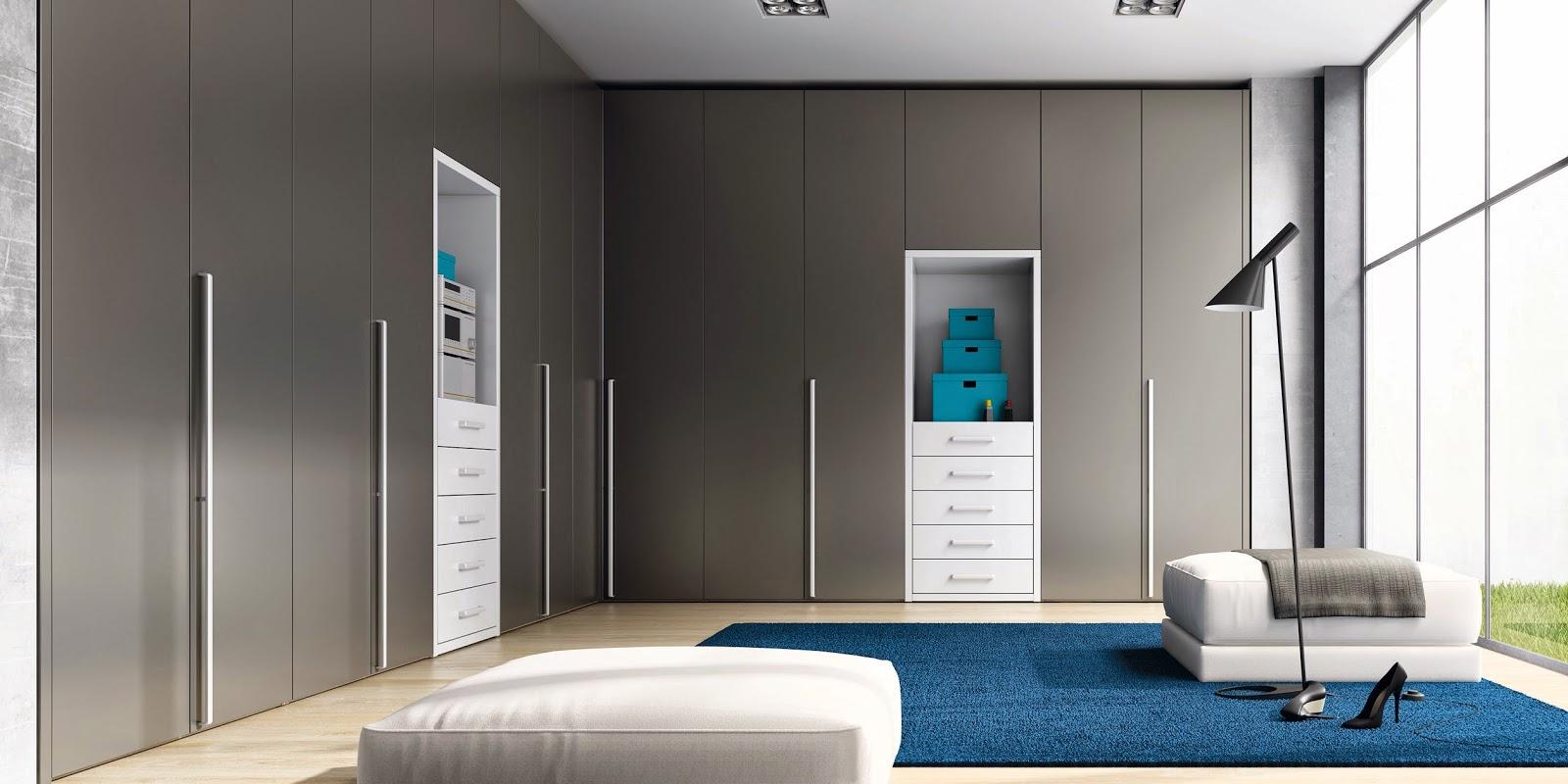 Consigli per posizionare l 39 armadio in camera da letto - Disposizione mobili camera da letto ...