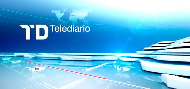 Cabecera Telediario TD 1