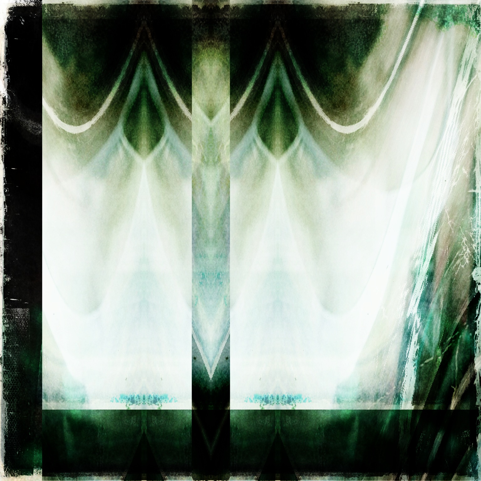 iphoneography abstract art by Karina Allrich ©2014
