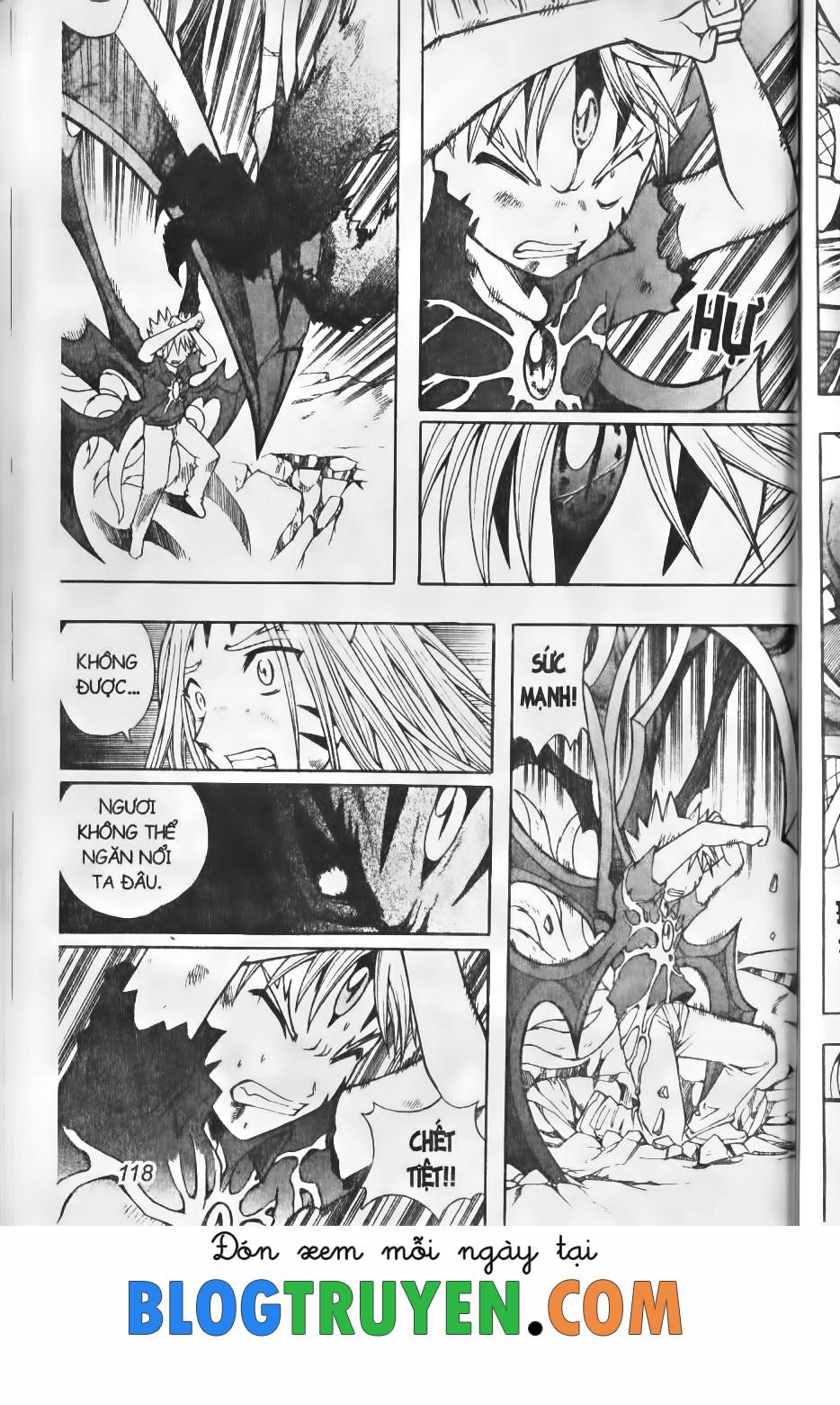 Gumiho – Hội Pháp Sư chap 78 Trang 11