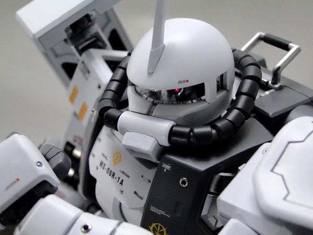 MG Zaku II Shin Matsunaga Ver. 2.0