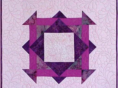 Digitized Quilting Class