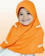 Jual Jilbab Anak Elthof Prita Pekanbaru