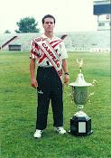 Campeão 1995 Copa João Giuliane Filho