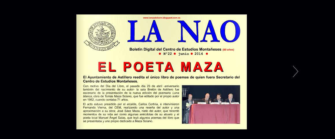 http://issuu.com/centrodeestudiosmontaneses/docs/la_nao_22