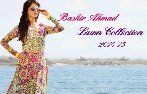 Bashir Ahmad Classic Lawn 2014