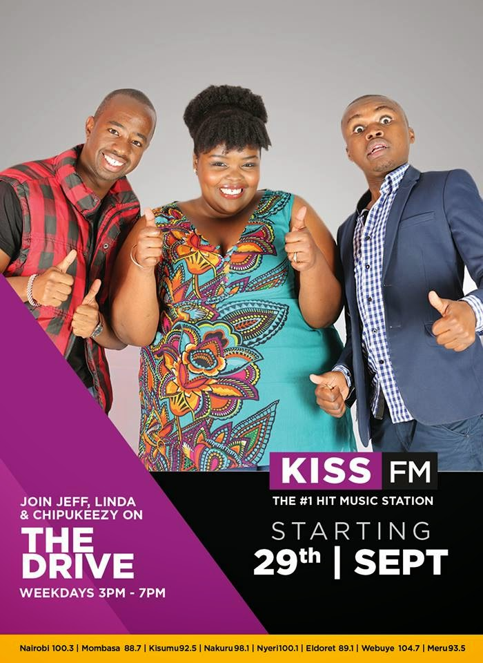 GenerationY: Kiss 100: Exit Kalekye Mumo and Shaffie Weru Enters ...