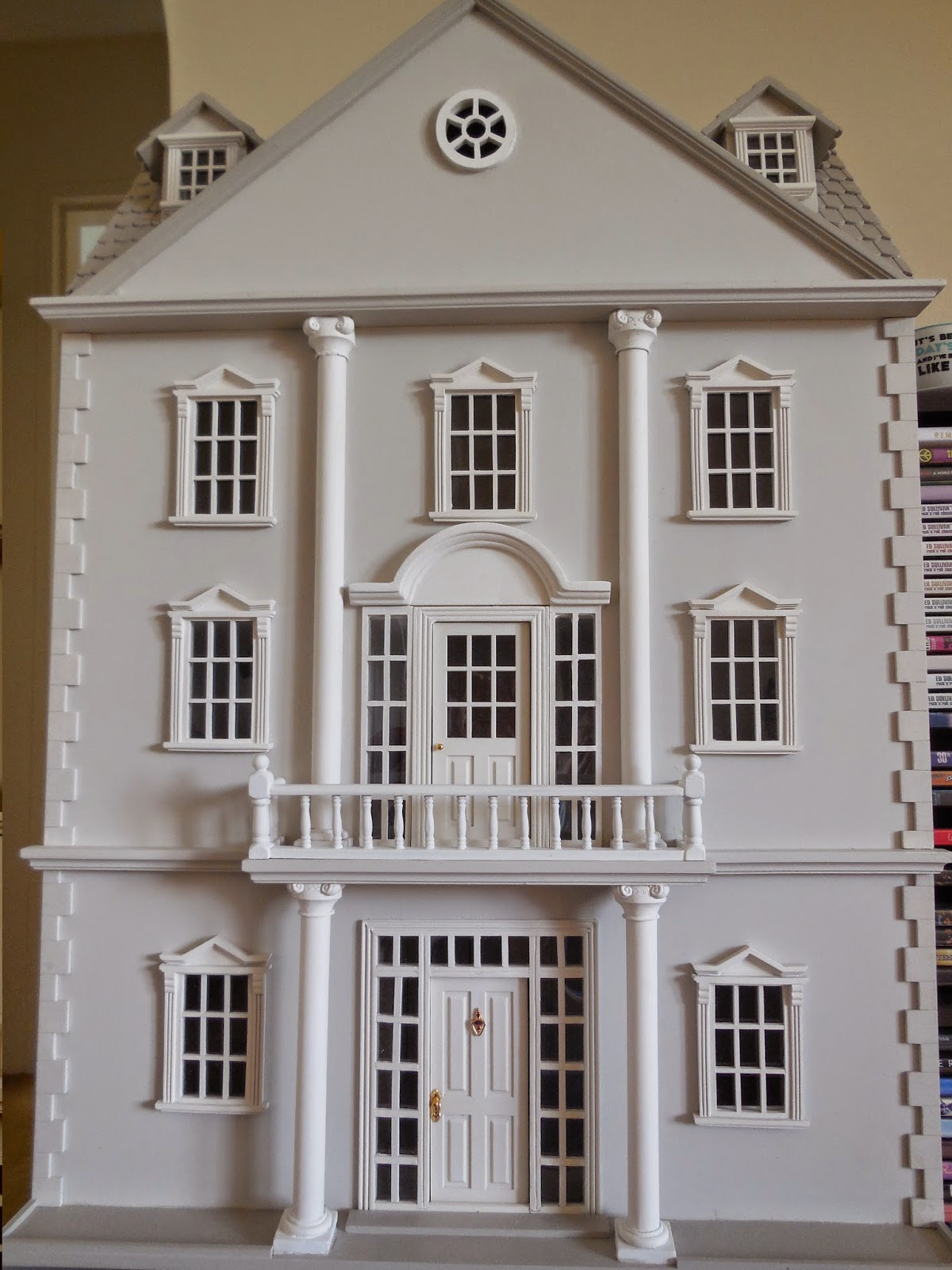 Make Mine Mini Georgian Townhouse Reconstructed
