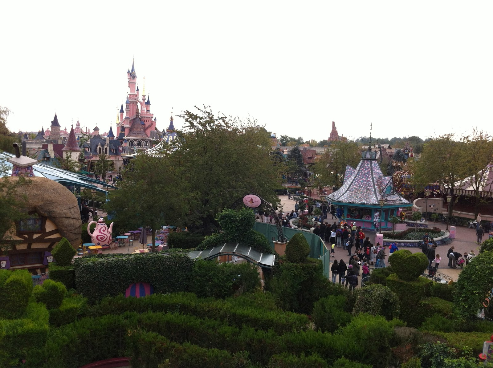 Familien Warberg Clausen Rejsetips Til Disneyland Paris