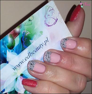 Róże Od Edbeauty, Piasek VIPERA i Golden Rose ExpressDry
