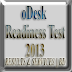 Odesk New Readiness Test 2013 Best Answer