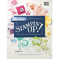 Stampin Up 2018-19 Catalogue