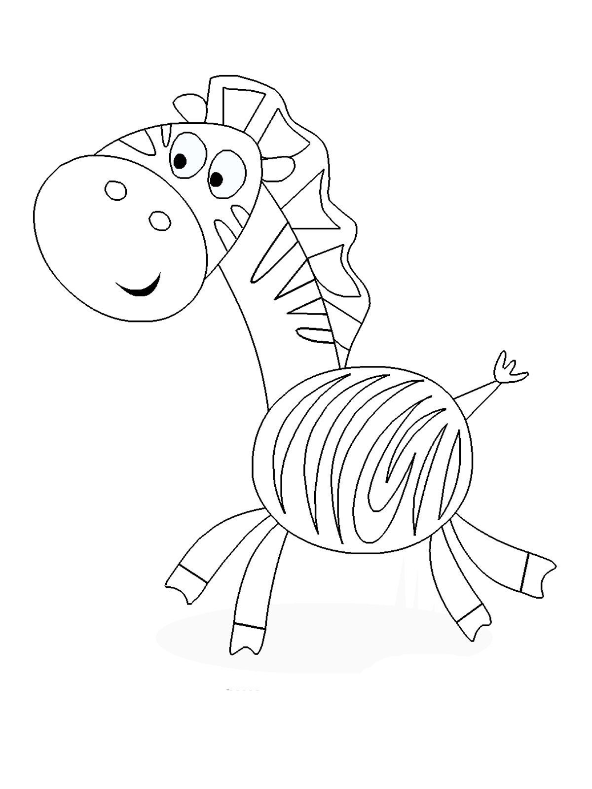 q coloring pages for kids - photo #37