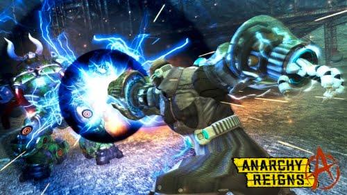 Los Mejores Juegos del 2013 para PC, PS3, Xbox 360, Nintendo Wii U Juego Anarchy Reigns