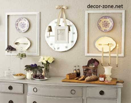 15 home wall decor ideas with decorative frames Home decoration photo frames