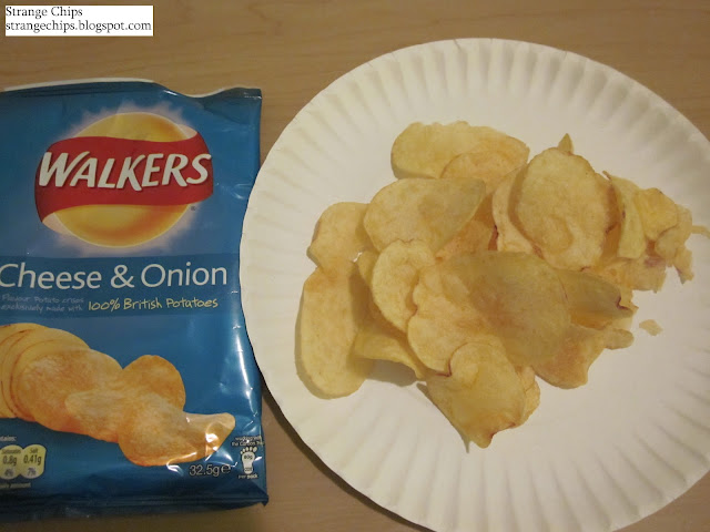 how to make crisps cheese and onion