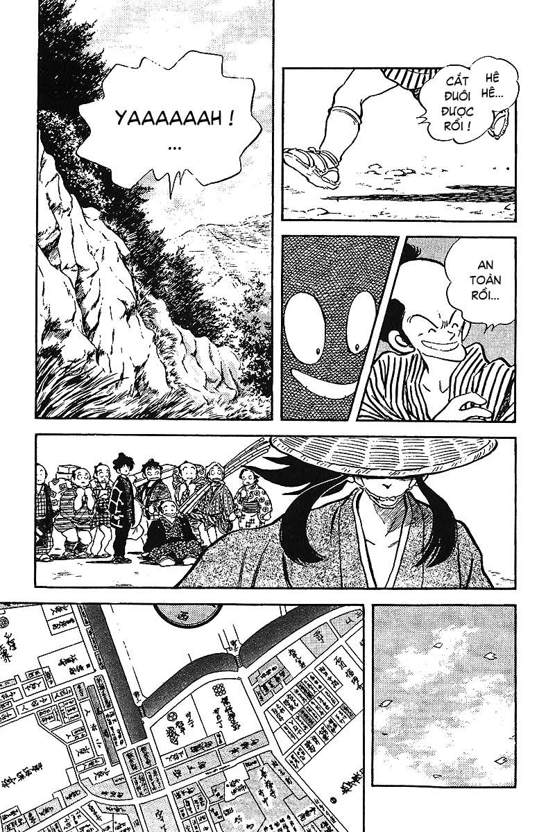 Nijiiro Togarashi - Ớt Bảy Màu chap 1 - Trang 19
