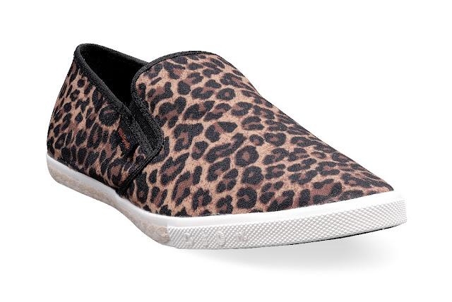 People's Walk slip on leopard