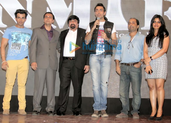 Promotions of film 'W' at Navi Mumbai International Film Festival