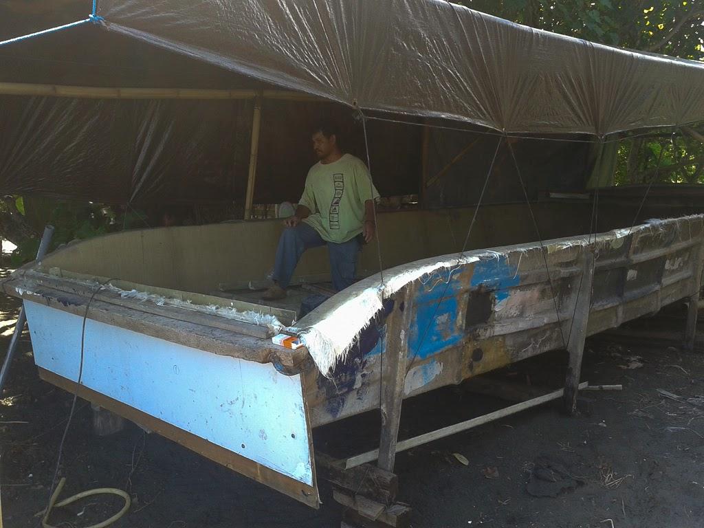 Bali Boat Builder 1