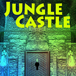 Games4King Jungle Castle Escape