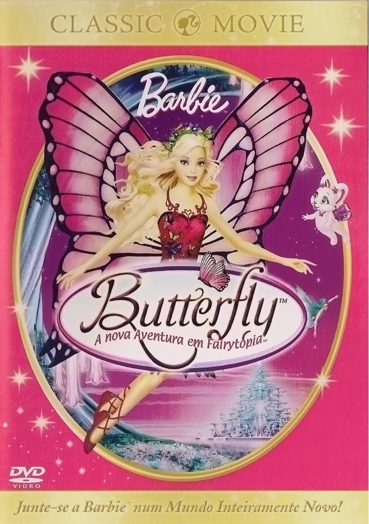 Barbie Butterfly: A Nova Aventura Em Fairytopia – Dublado (2007)