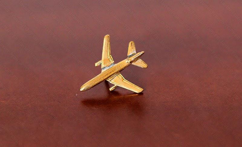 Broches o 'pin' de aviación - McDonnell Duglas DC-10