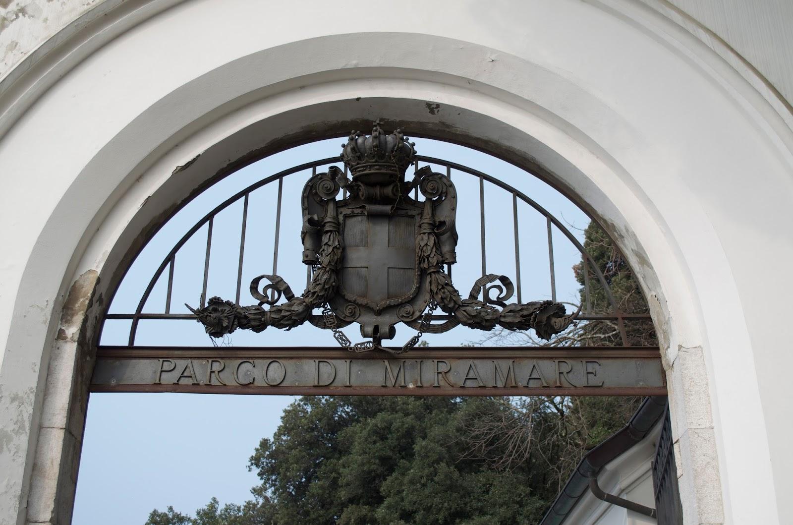 Miramare Entrance
