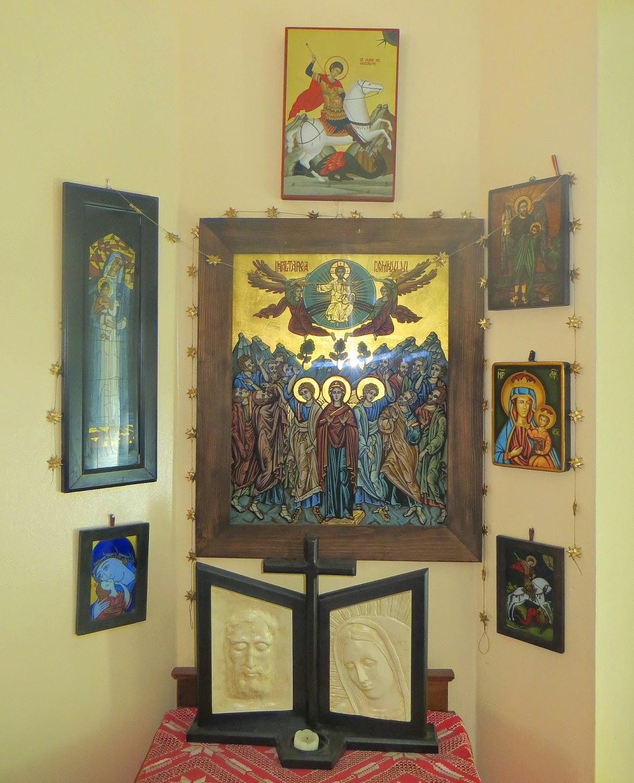 Oratory room