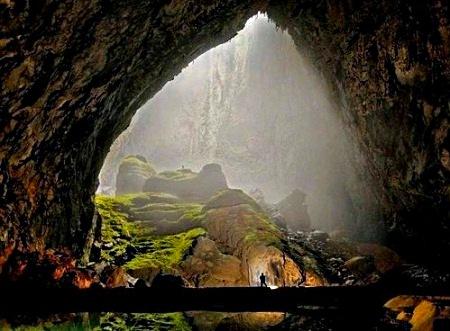 caverna mas grande del mundo