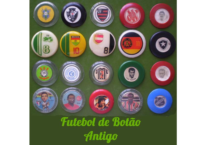 Futebol de Botão Antigo