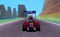 3d Mini City Yarışı