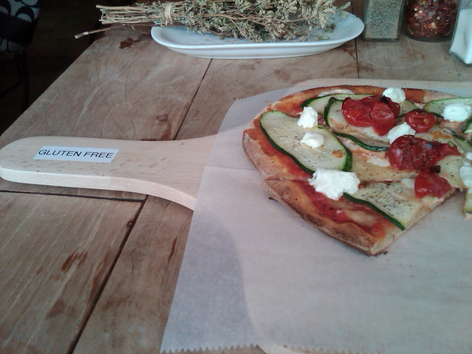 Another Gluten Free Blog Pala Pizza