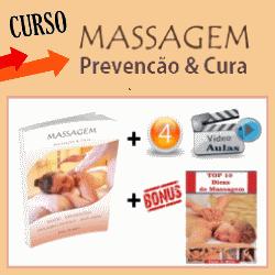 Material - Massagem: prevenção & cura