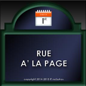 Rue a la Page