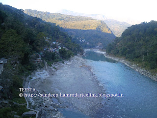 images of river teesta