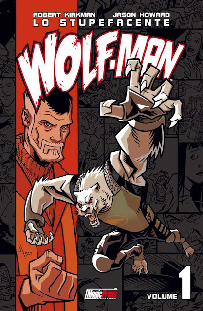 Lo Stupefacente Wolf-Man 1