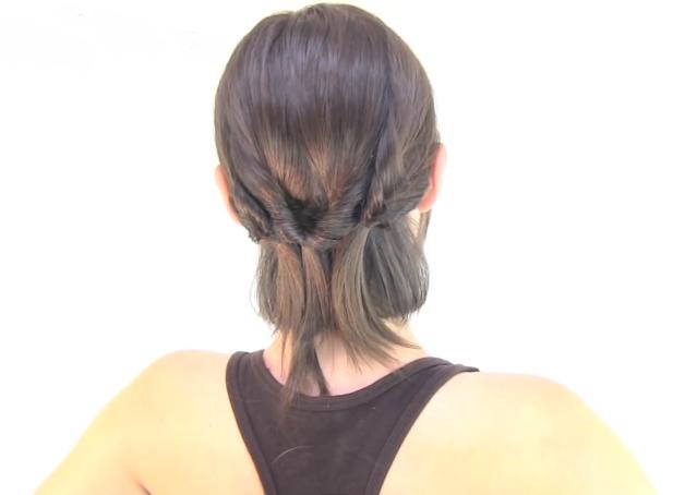 Buscar Peinados Para Pelo Corto - 10 tutoriales de peinado para cabello corto OkChicas