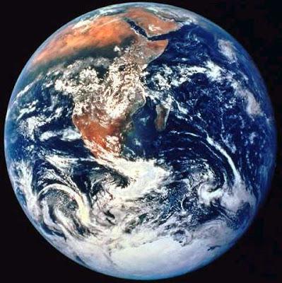 El tamaño del Planeta Tierra en perspectiva