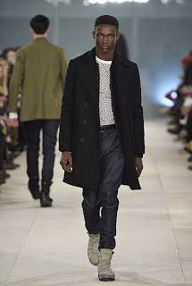 Clarks, Christopher Raeburn, London Fashion Week, menswear, GQ, Men of the year, spring 2016, Suits and Shirts, calzado,