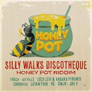 http://www.rudeboyreggae.com/2013/02/Honey-Pot-Riddim-Silly-Walks-Discotheque-Germany.html