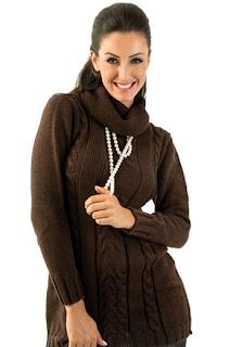 fotos de Vestido de Lã