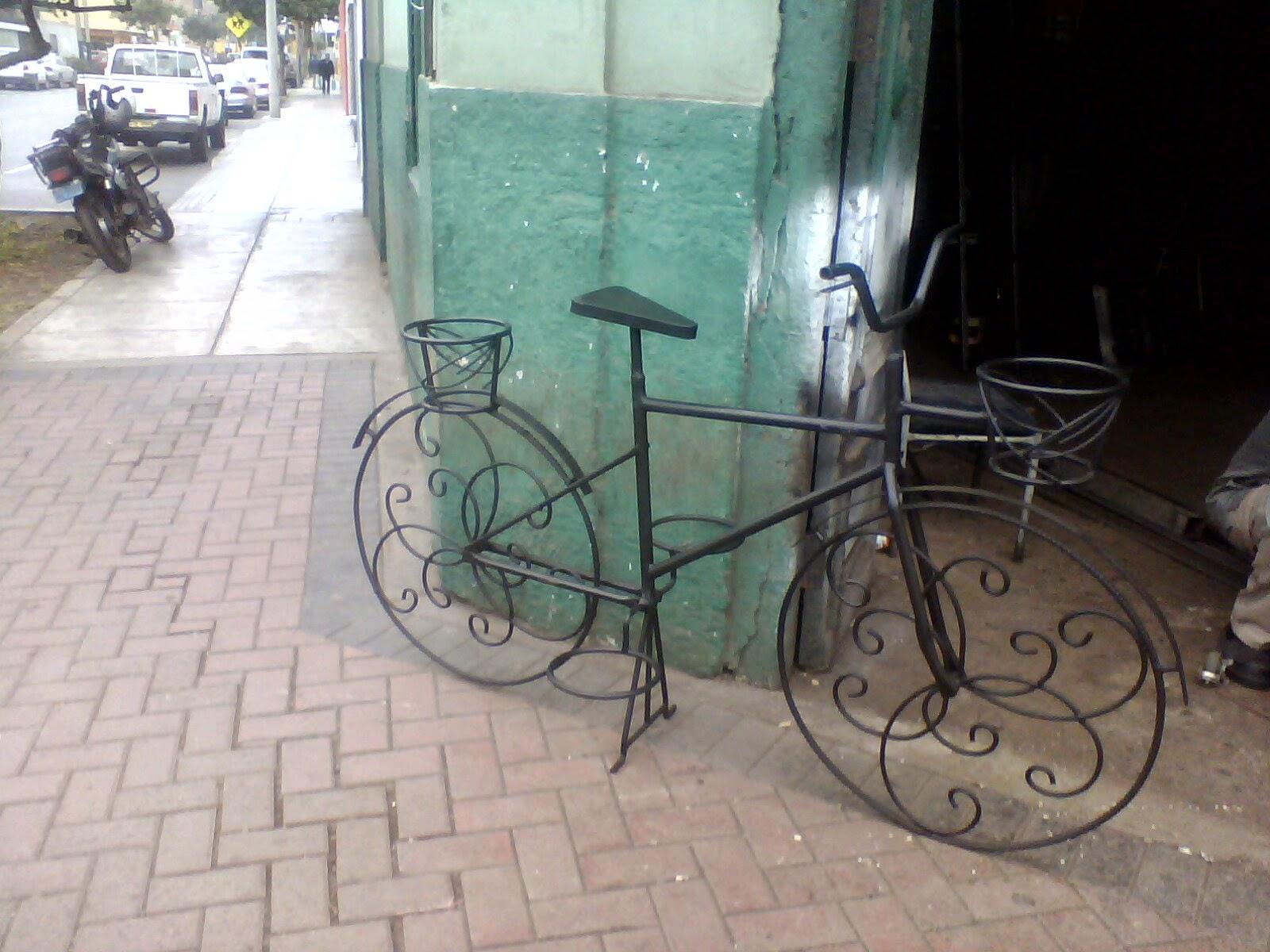 Nuevas tecnolog as bicicleta estacionaria - Bicicleta macetero ...