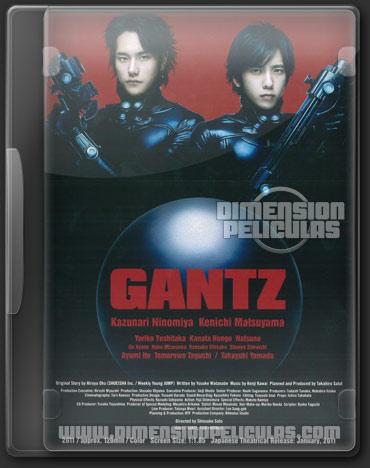 Saga Gantz (BRRip HD Japones Subtitulada)