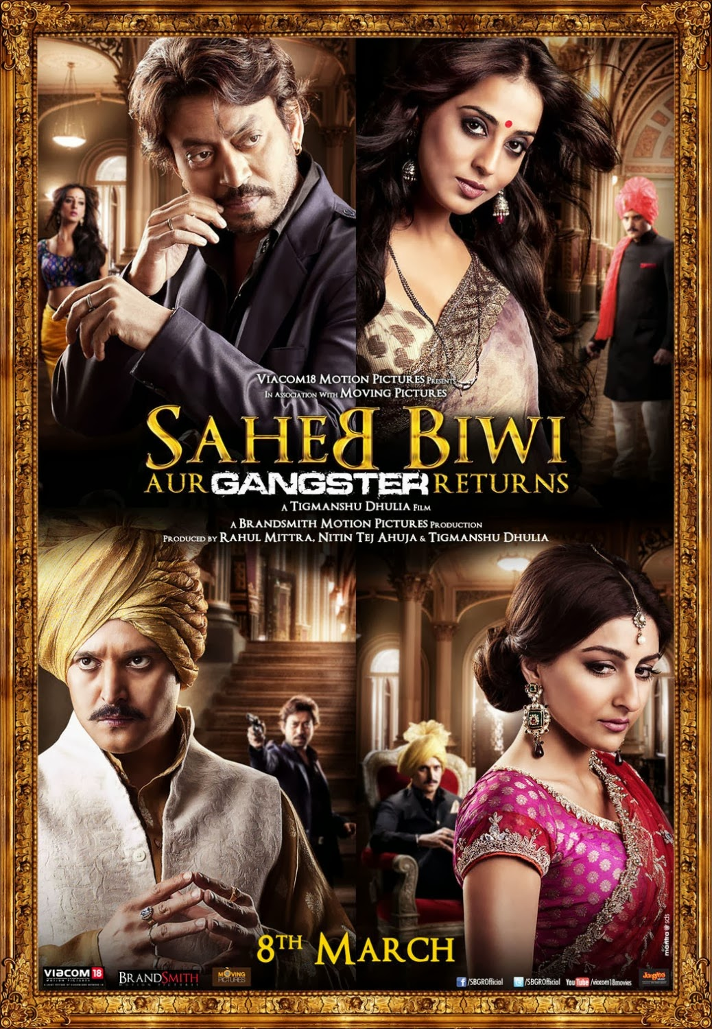 Saheb Biwi Aur Gangster Returns 2013 Hindi Full Movie Watch Online
